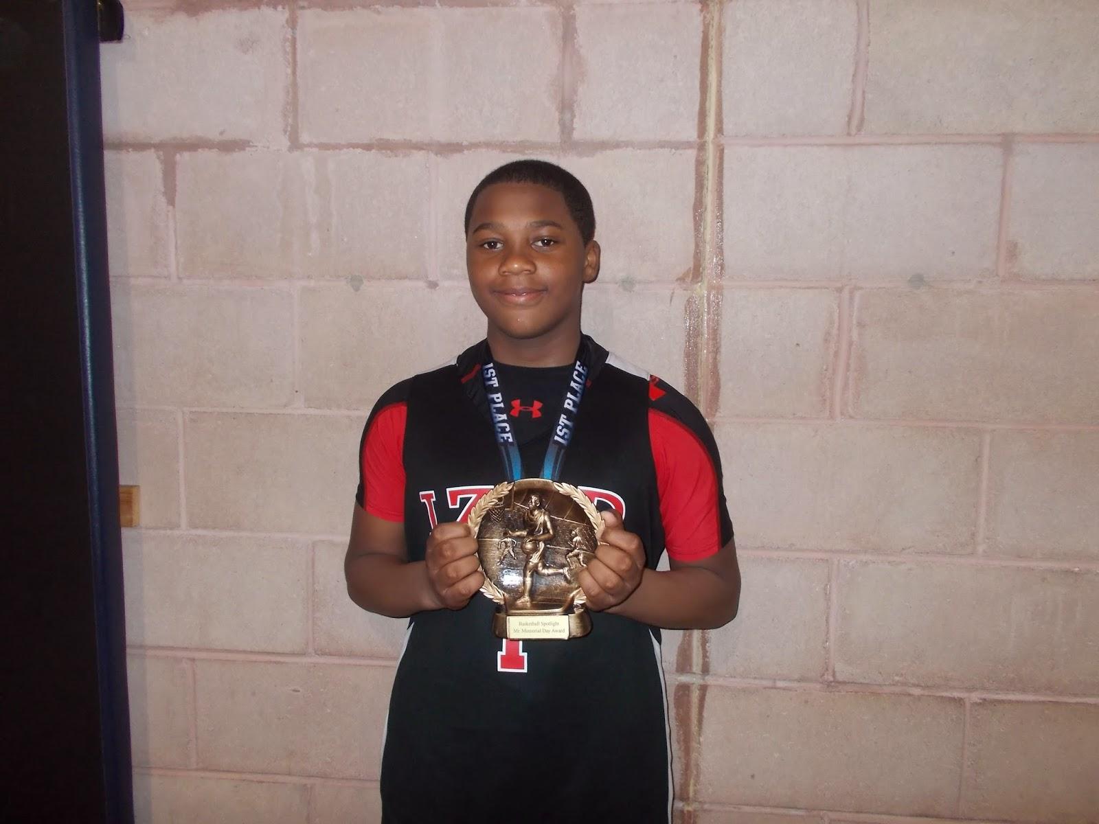 Zion bethea basketball
